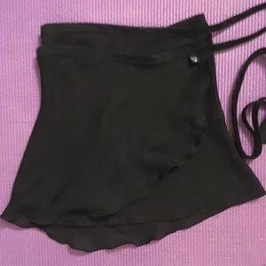 Jule danceweat wrap skirt